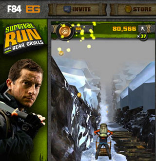 Survival Run Avec Bear Grylls