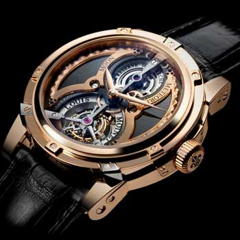 Louis Moinet Meteoris Montre