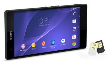 Sony Xperia T2 Ultra double