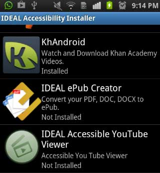 IDEAL-accessible-App-Installer