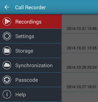Call Recorder Clever mobile
