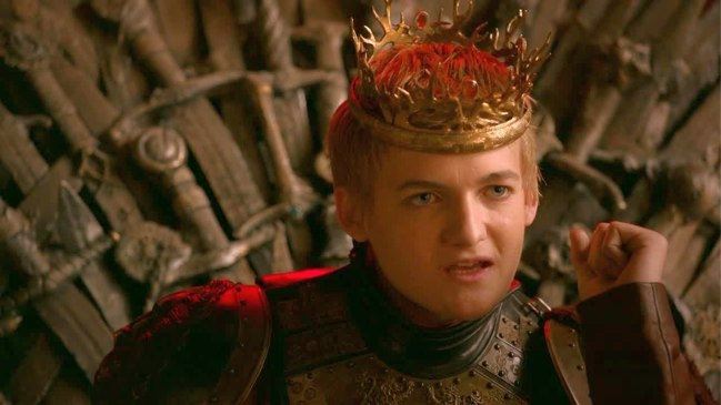 image of Joffrey in King of Thrones