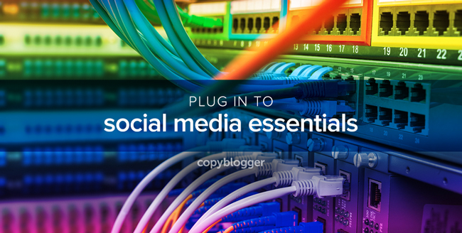 plug in to social media essentials