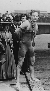 image of Harry Houdini