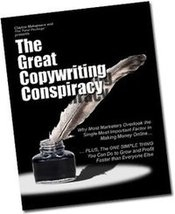 Copywriting Conspiracy Report