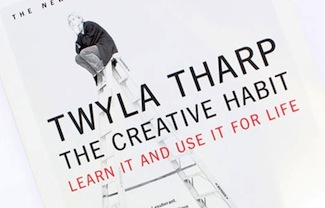 Image of Twyla Tharp Book Cover