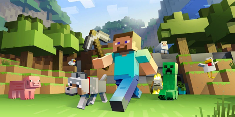 MineCraft de Windows 10 Game Edition