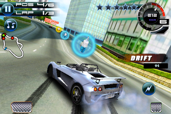 Asphalt 5 for Android