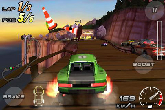 Raging Thunder for Android