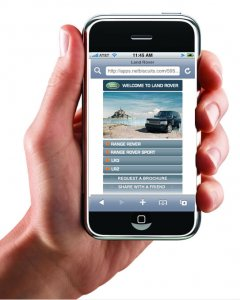 Mobile Advertising and HTML 5