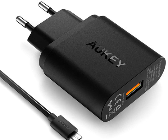 Aukey Chargeur