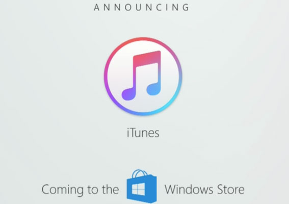 iTunes de Windows