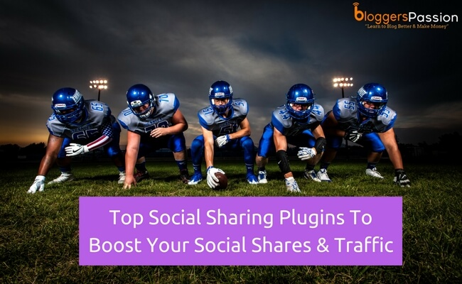 Top WordPress Plugins Partage social